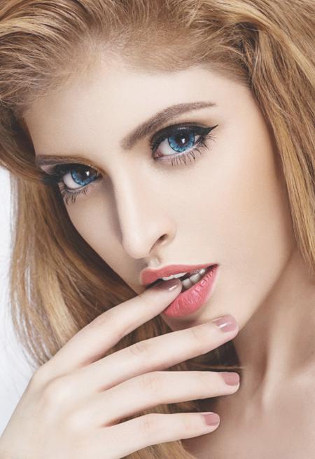 Nghệ thuật phun phêu – PV Phương HK lông mày Pháp – Tạp chí Đẹp Ella
