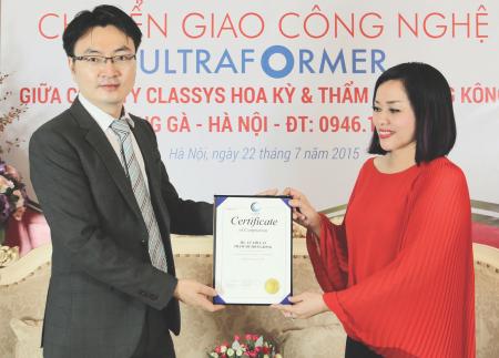 Thẩm mỹ Hồng Kông nhận chuyển giao độc quyền công nghệ giảm béo Scizer Sonic – Tạp chí Đẹp Ella